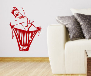 home decor, design interior, and wall decals image