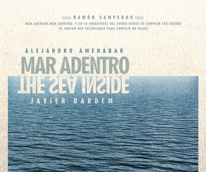 film, javier bardem, and the sea within image