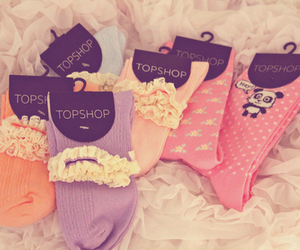 socks, topshop, and cute image