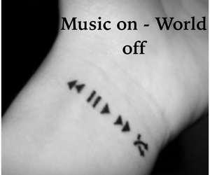 love it, love music, and music image