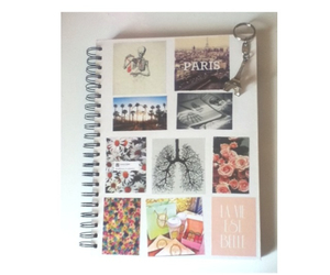 diy, lovely, and notebook image