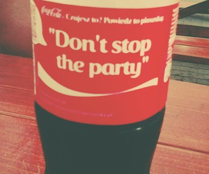 coca cola, party, and restaurant image