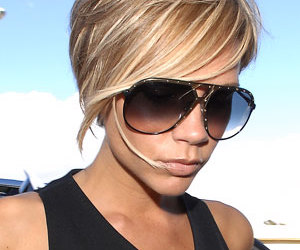 hair and victoria beckham image
