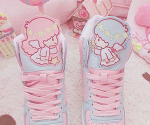 kawaii and shoes image