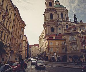 city, place, and prague image