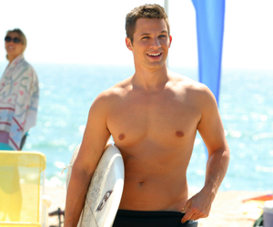 matt lanter, 90210, and Hot image