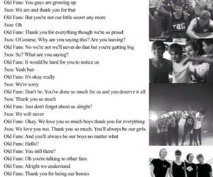 5sos, fandom, and 5 seconds of summer image