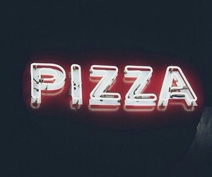 pizza, food, and grunge image