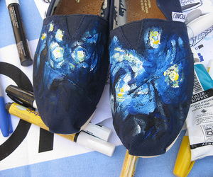 toms and art image