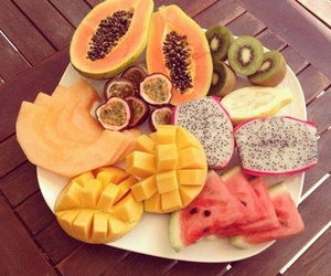 fruit, summer, and healthy image