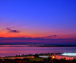 Inter, porto alegre, and sunset image