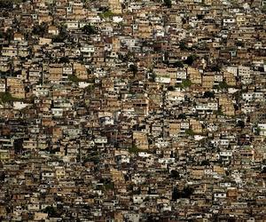 favela and brazil image