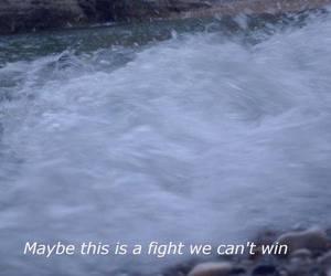 grunge, sad, and fight image