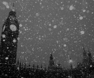Big Ben, cold, and london image