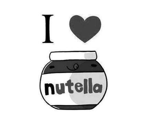 black, hipster, and nutella image