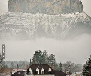 9gag, france, and snow image