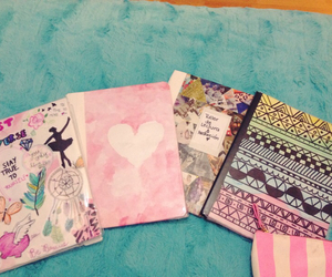 diy, cute, and back to school image