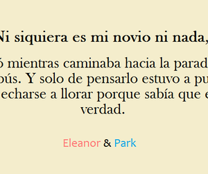 boyfriend, bus, and eleanor park image