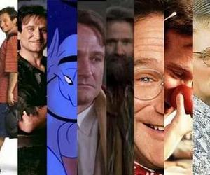 rip, robin williams, and actor image