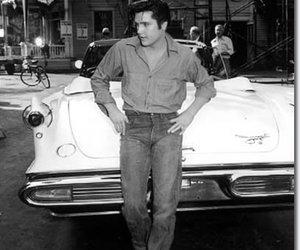 Elvis Presley and love image