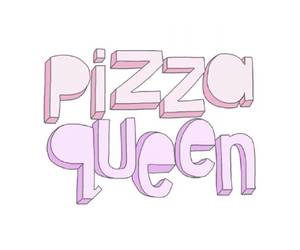 overlays, pizza, and tumblr image