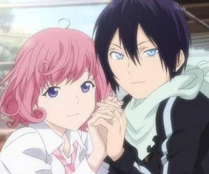 yatogami, kofuku, and anime image