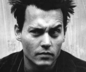johnny depp, actor, and handsome image