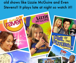disney, phil of the future, and lizzie mcguire image