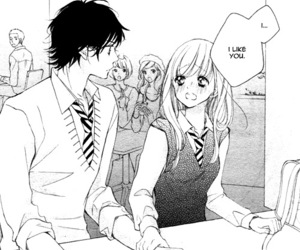 manga and true love image