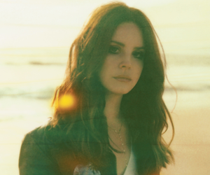 lana del rey, ultraviolence, and west coast image