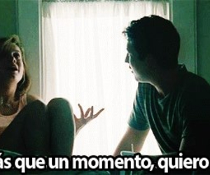 frases, love you, and one moment image