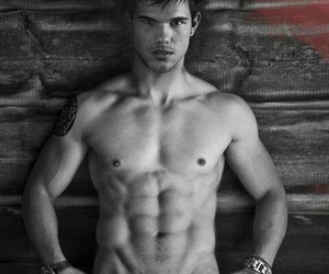 boy, Hot, and Taylor Lautner image