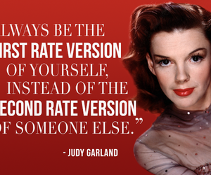 inspiration, judy garland, and quote image