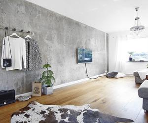 bedroom, concrete, and creative image