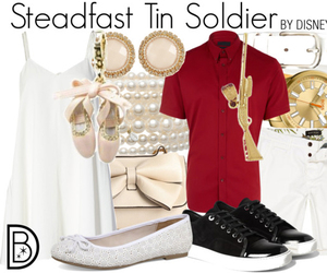 disney and steadfast tin soldier image