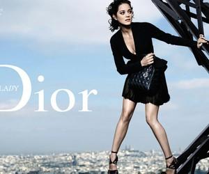 black, dior, and dress image