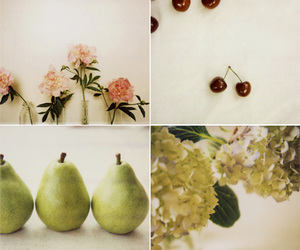 cherry and pear image