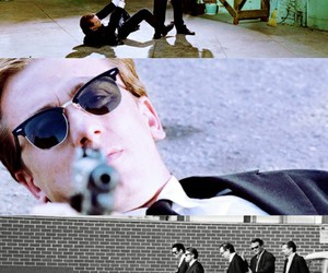 movie, reservoir dogs, and Tim Roth image