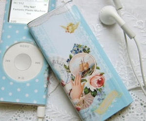apple, ipod, and marie antoinette image