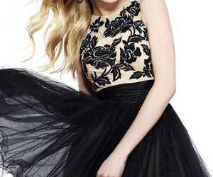 fashion, prom dresses, and style image