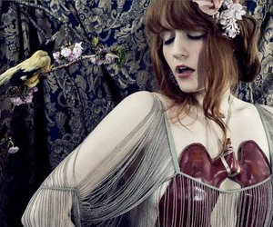 florence welch, lungs, and florence and the machine image