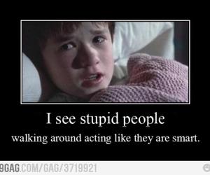 funny and stupid image
