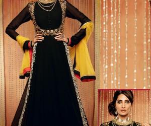 designer salwar kameez, designer anarkali suit, and anarkali suits online image