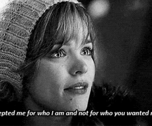 love, the vow, and quotes image
