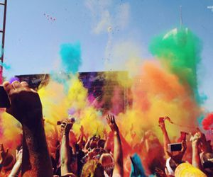 colours, party, and young image