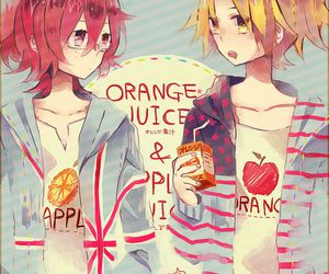 juice box anime friends image