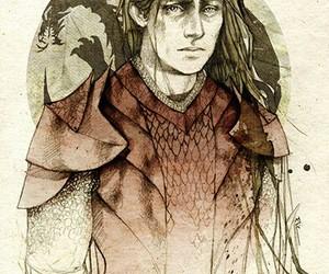 deviantart, game of thrones, and rhaegar targaryen image