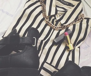 accessories, black, and white image