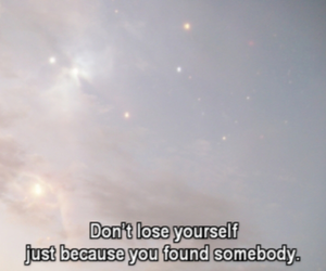 lose, yourself, and myself image