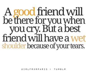 quote, text, and friends image